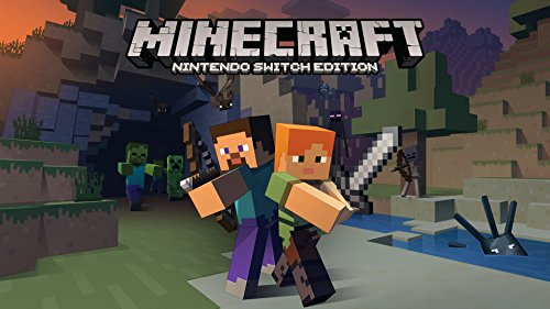 Minecraft: Nintendo Switch Edition - Nintendo Switch [Digital Code] (Best Non Violent Games)
