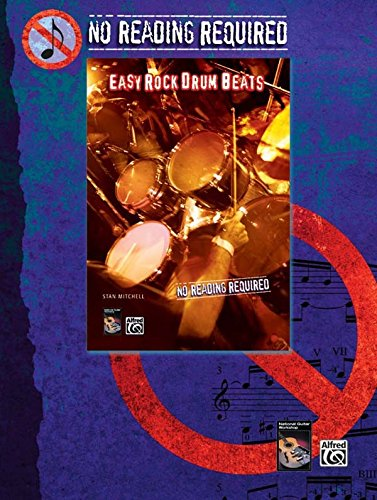 No Reading Required: Easy Rock Drum Beats with Stan Mitchell [Instant Access]
