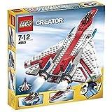 レゴ (LEGO) クリエイター・ジェット機 4953