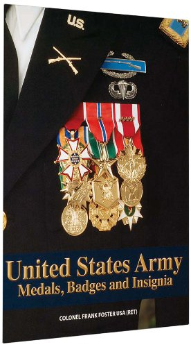 United States Army Medals, Badges and Insignia