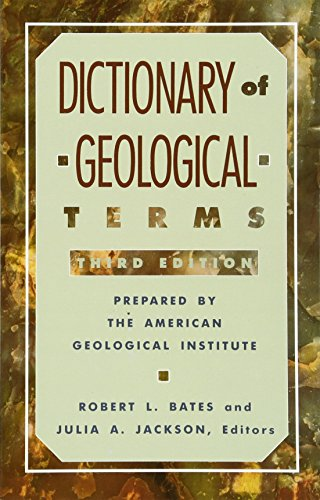 Dictionary of mining mineral and related terms 2nd edition