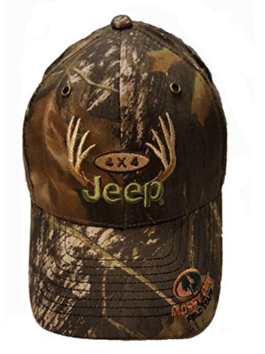 (Jeep Antlers 4x4 Camouflage Cap )