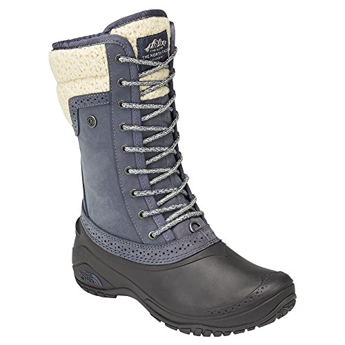 Round Mid Leather Ii Grisaille vintage Grey Bo The Face Cold Toe calf Womens White North Shellista Weather xqnBw8wXFY