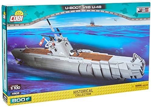 COBI Historical Collection U-Boot VIIB U-48 Submarine