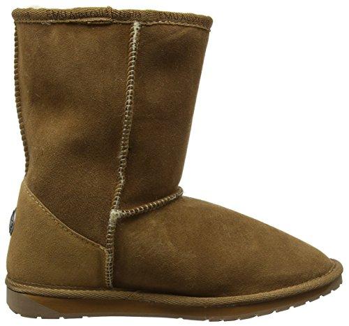 Brown Lo Chestnut Boots Platinum Women's Ankle Stinger Emu OwcqBYSRW