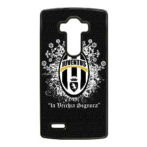 La caja del teléfono celular Funda Negro G4 L7X4PW funda caja durable del teléfono único Juventus D5Q3Mx LG