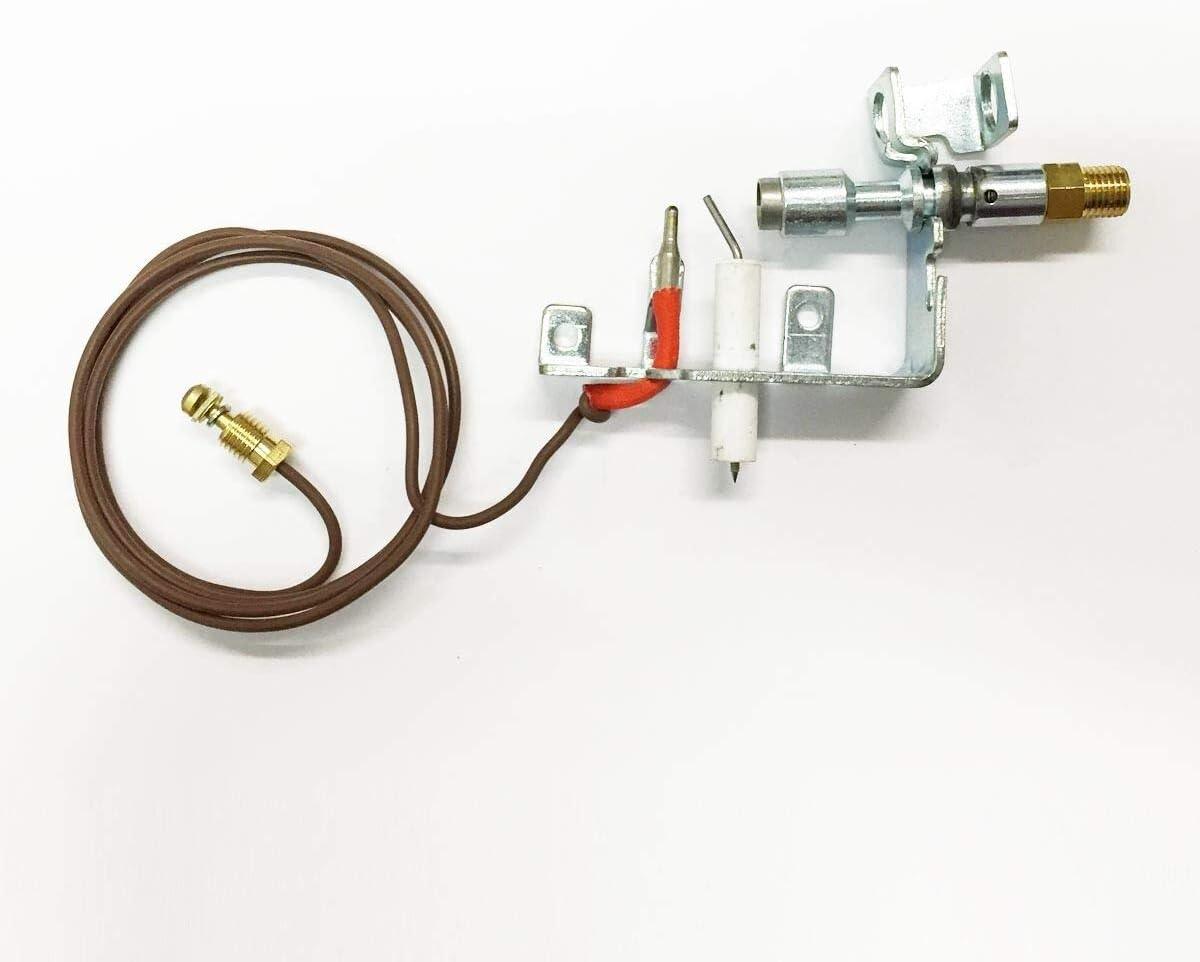 Cartener Manual 26D2529 Vent Free Gas Log ODS Pilot Assembly ...