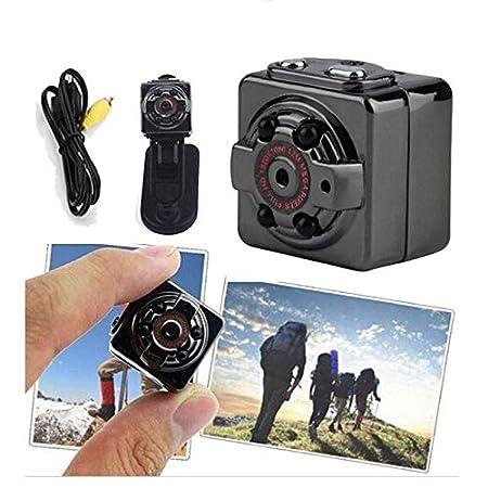Amazon.com: Bestcam Mini Camera SQ8 HD 1080p Recorder Mini Car DV Motion Sensor IR Night Vision Micro Cam Sport DV Wireless Camcorder Recorder Spyy Hidden ...