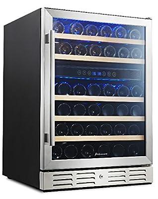 Kalamera built-in series wine cooler-150B0150A090A