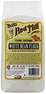 Amazon.com : Bob's Red Mill White Bean Flour - 24 oz