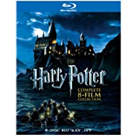 Harry Potter: The Complete 8-Film Collection DVD + Blu-ray Deals