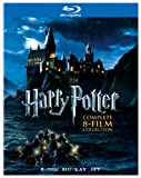 Harry Potter: Complete 8-Film Collection [Blu-ray] Image