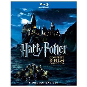 Harry Potter: Complete 8-Film Collection [Blu-ray] 3