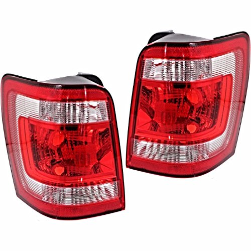 2010 ford escape right tail light - 8