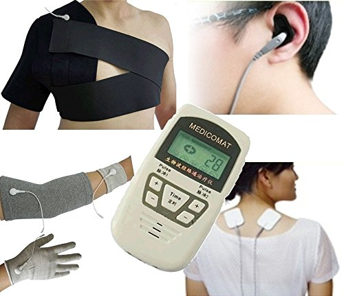 Neck and Shoulder Pain Relief Medicomat-10SF Shoulder Pain Treatment Bursitis Tendonitis Hand Painful by Medicomat