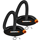 Worx (2 Pack) WA4053.1 Leaf Collection System For TriVac Blower/Vac # WA4053-2pk