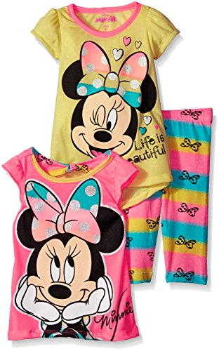 Disney Girls Minnie 3 piece Legging