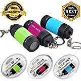 Best Meanhoo Keychain Flashlights - Meanhoo Handheld LED Mini Flashlight with keychain Mini Review