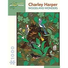 Woodland Wonders - 1000 Piece Jigsaw Puzzle by Charley Harper