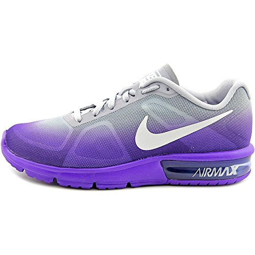 Purple Grey purple Fierce Wmns Chaussures Nike white Trail Femme Sequent De Air wolf Max zPBnBq1w