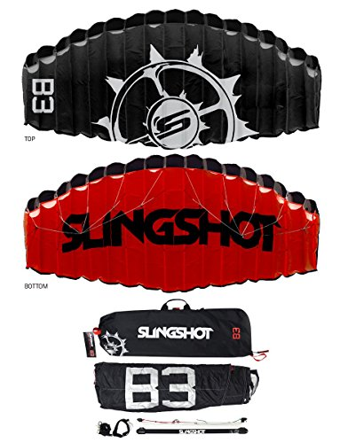 Slingshot Kiteboarding B3 Light Traction Kite 3 meter