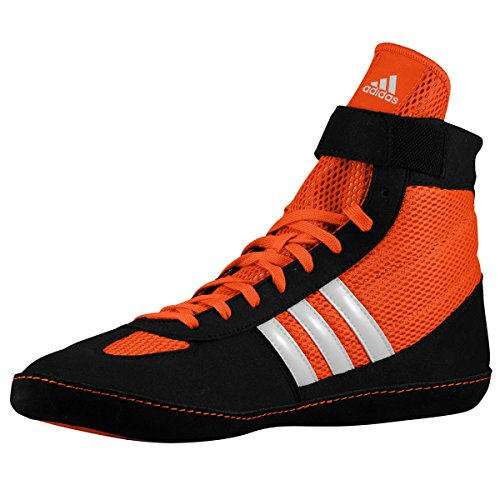 M 4 adidas White Wrestling Orange Speed Men's Combat Black qxHHvw7XF