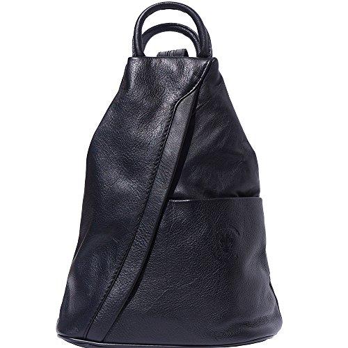 mochila y negro bolsa 2061 hombro Bolso de 4BPqFvnHP