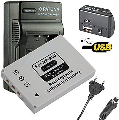 Batería de cámara para sanyo 02491-0015-00