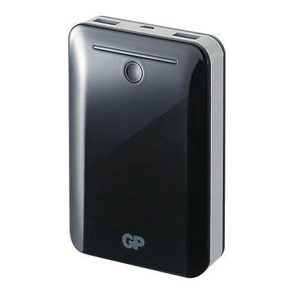 GP 130301BLACK - Cargador portátil para tablet y smartphone ...