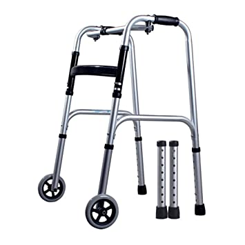 Amazon.com: Jonigo Auxiliary Walker - Bastón para andar con ...