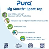 Pura Kiki Aqua Sport Straw Top, 1 EA