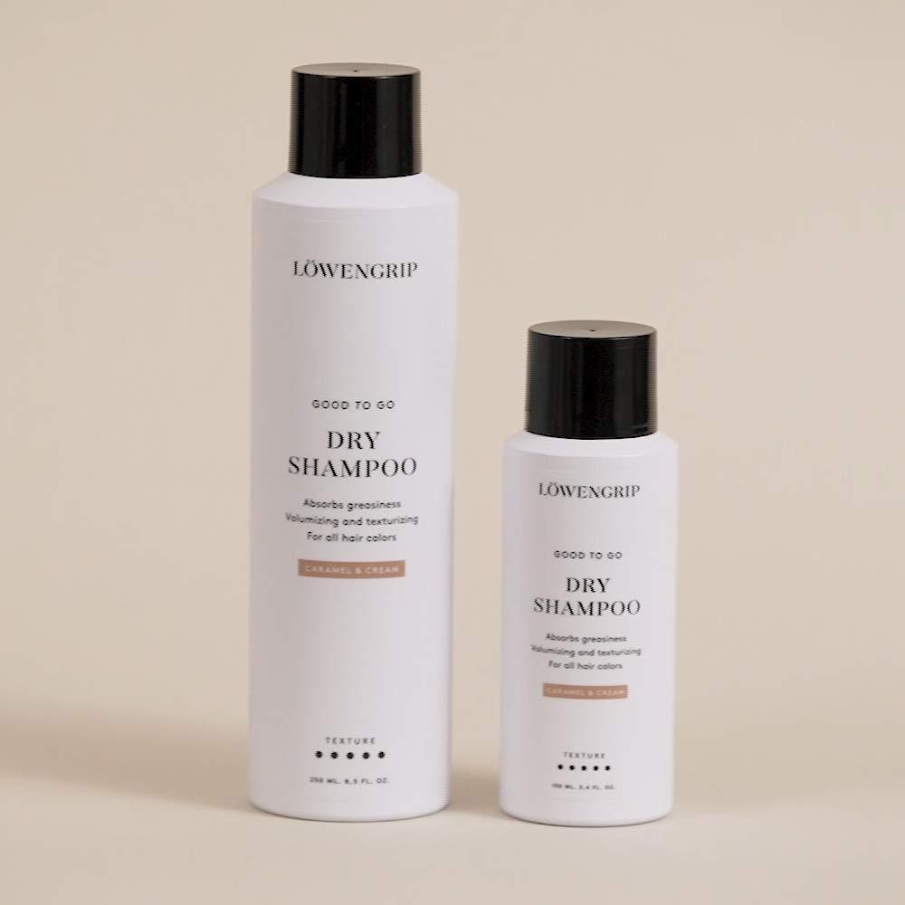löwengrip dry shampoo