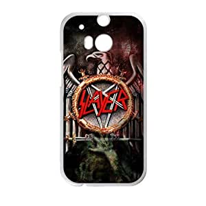 Happy slayer facebook cover Phone Case for HTC One M8