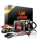 5 3 4 headlight conversion kit - Vigor H10 / 9145 Xenon Hid Conversion Kit ( 5k 5000k Oem White Color )