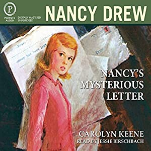Nancy's Mysterious Letter Audiobook