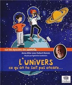 """Afficher """"L'Univers, ce qu'on ne sait pas encore..."""""""