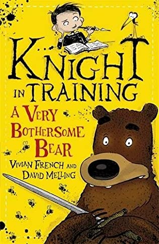 book cover of A Very Bothersome Bear