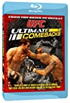 Cover Image for 'UFC: Ultimate Comebacks'