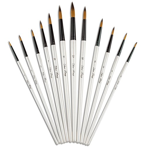 StarVast Painting Brushes Professional Watercolor product image