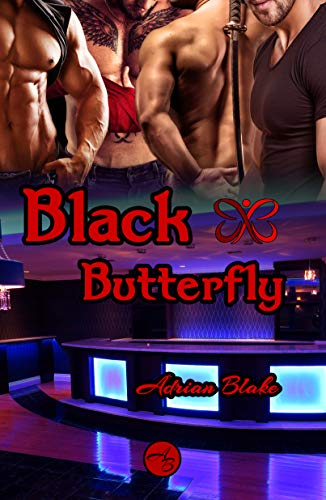Black Butterfly por Adrian Blake