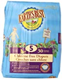 Earth's Best Chlorine Free Diapers - Stage 5 30 Count