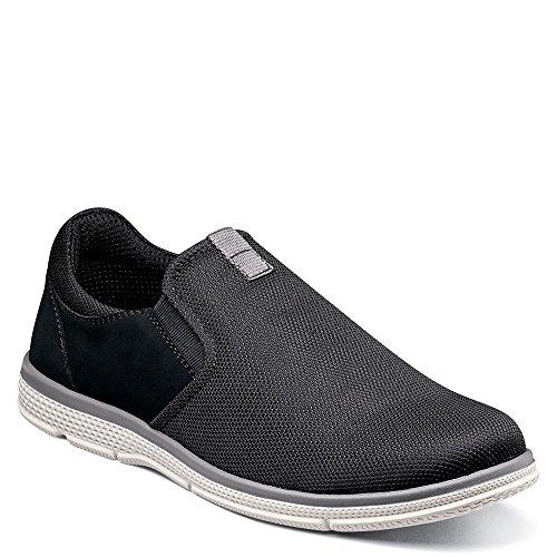 white Bush Zen Nunn Black Slip on Men's Loafer fwax0qAw