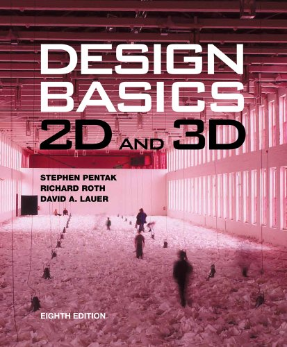 CourseMate for Pentak/Roth/Lauer's Design Basics: 2D and 3D, 8th Edition
