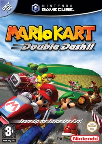 Mario Kart: Double Dash! (GameCube) by Nintendo ()