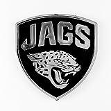 NFL Jacksonville Jaguars 3d Chrome Car Emblem