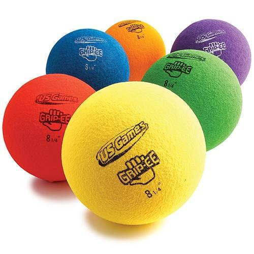 US Games Usg Grippee 8.25'' Ball Prism Pack by US Games (Image #1)