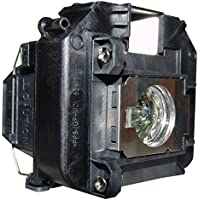 Kingoo Excellent Projector Lamp For EPSON EB-915W EB-925 PowerLite 915W EB-430 EB-435W EB-430LW Replacement projector Lamp Bulb with Housing