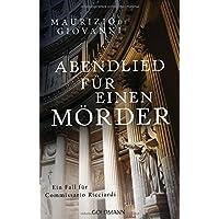 Abendlied für einen Mörder: Ein Fall für Commissario Ricciardi 9