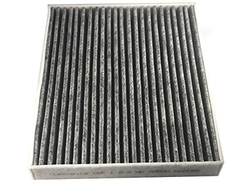 Cleenaire CAF184 The Most Advanced Protection Against Bacteria Dust Viruses Allergens Gases Odors, Cabin Air Filter For Cadillac, Buick, and Chevrolet