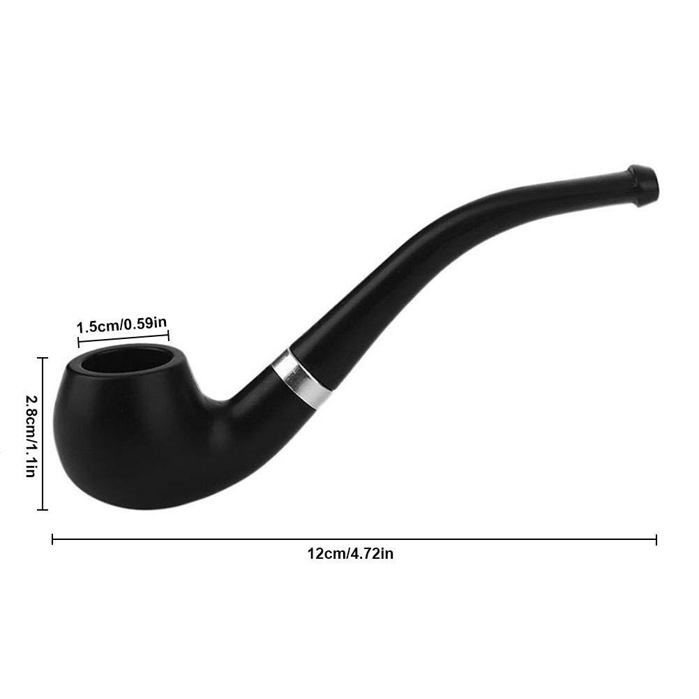 White Smoking Pipe White Durable Tobacco Pipe